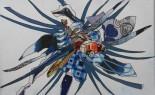 Blue symphony